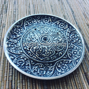 Aluminium Plate Incense Burner