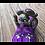 Thumbnail: Lacquer Stick & Cone Burner (S) - Purple