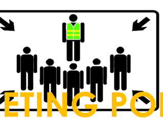 3 things to note when choosing a muster point.