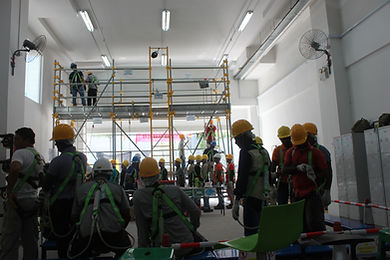 S-Curve training center