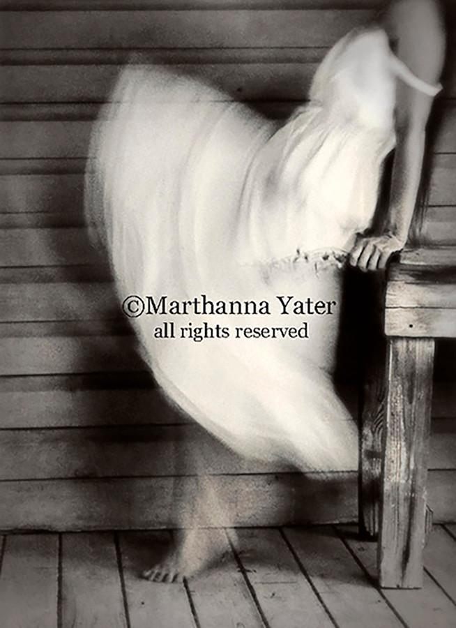 JUDI'S DANCE - by Marthanna Yater