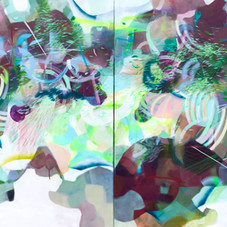 the other half of life (diptych)