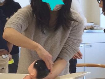 お知らせ【3月の助産師による無料沐浴講座は休会です】
