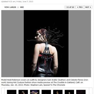 SF Chronicle Fashion Show