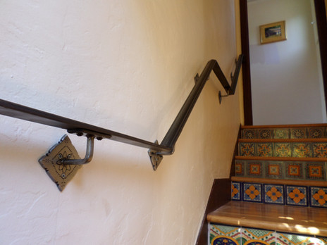 Etched Handrail - 2016