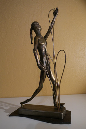 Forged Figure