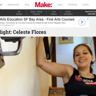 Maker Spotlight
