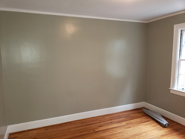 Interior Paint Job in Athens, Ga.