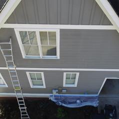 Exterior Paint Job