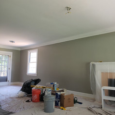 Protecting the Floors on an Interior Paint Job
