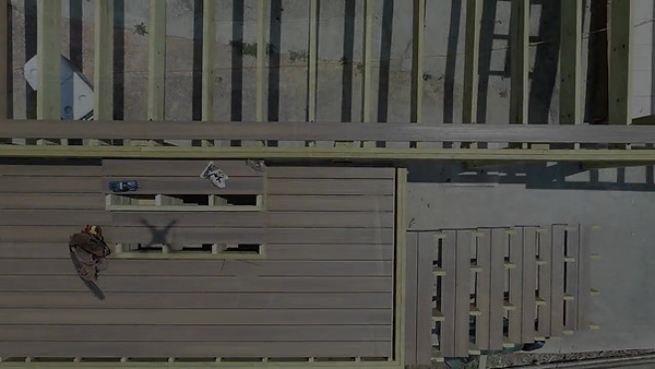 3-Teired Composite Deck