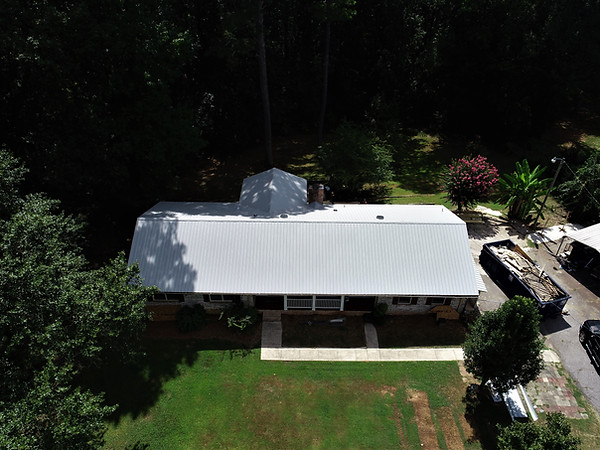New Metal Roof - Athens, Ga