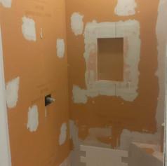 Prepping for Tile Installation