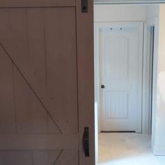 New Barn Door Install