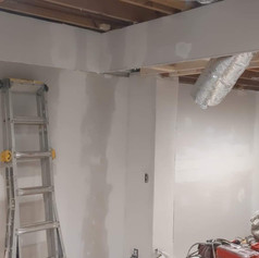 Working on a Basement Remodel