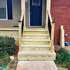 Brand New Stairs