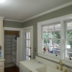 A New Coat of Paint in the Kitchen