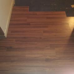 Beautiful New Flooring Install