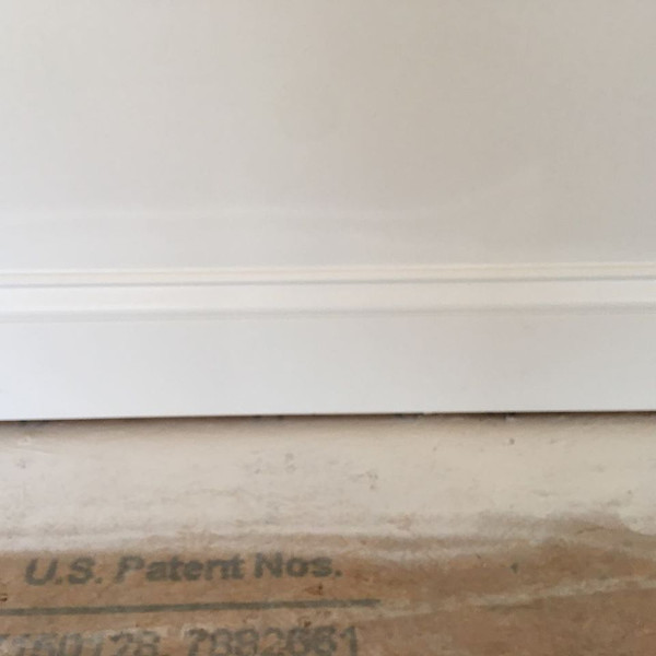 Interior Baseboard Paint