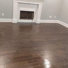 Installing Engeneered Hardwood Flooring