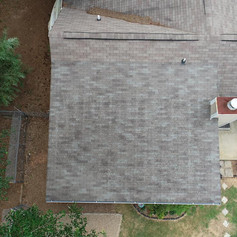 Drone Footage of a Brand New Roofing Addition