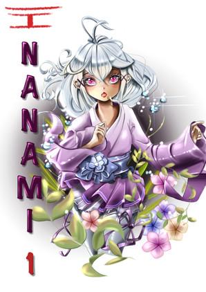 Nanami Vol.1 Cover Art.jpg