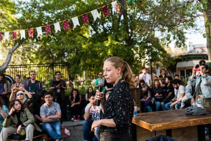 """""""Nuevas Plataformas Digitales"""" - Encuentros en el huerto"""