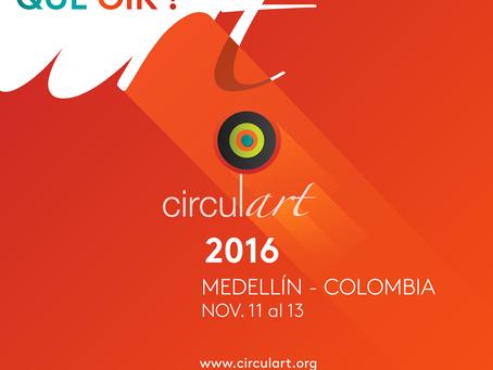 ¡Nos vemos en Circulart! Medellín recibe a profesionales de la industria de la música