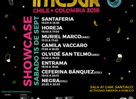 SHOWCASES: Radiografía de Latinoamérica