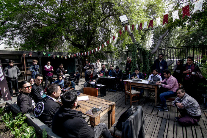 Sesiones Sercotec - Encuentros en el huerto