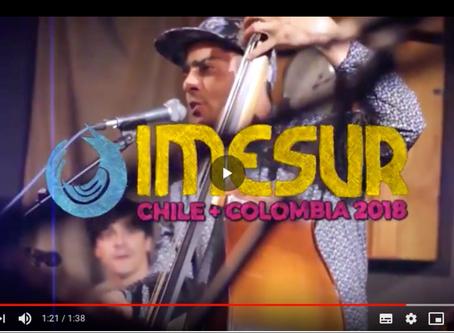 Revisa el resumen de IMESUR 2018: Chile + Colombia