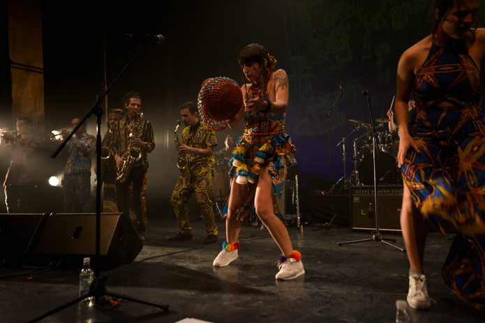 Newen Afrobeat - Showcase
