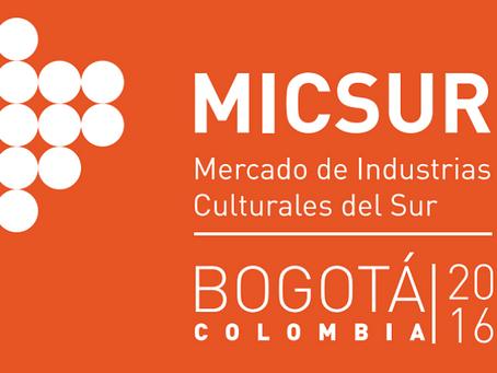 Te contamos más sobre Micsur, Mercado de Industrias Culturales del Sur