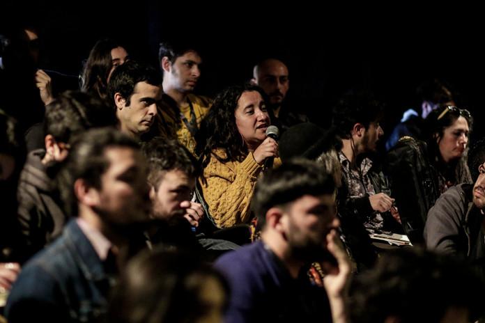 """""""Música y Estado: Fondos y programas para el desarrollo de la música en Chile"""" - Taller"""
