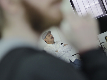"""Enrique Blanc: """"Cuando critiqué a Chayanne, el manager me felicitó"""""""