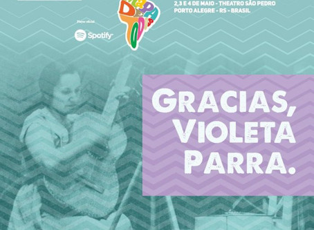 Rio Grande do Sul, Paraná, Santa Catarina: Tres estados, tres festivales del sur de Brasil