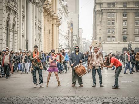 Colaboraciones e intercambios Imesur: Seidú y La Moral Distraida viajan a Colombia