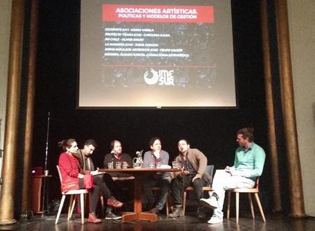 Asociaciones Artísticas: Políticas y modelos de gestión