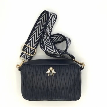 Rivington Bag (Small - Navy)