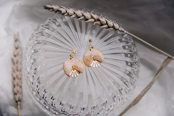 Zari earrings