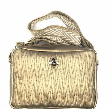 Rivington Bag (Large - Gold)