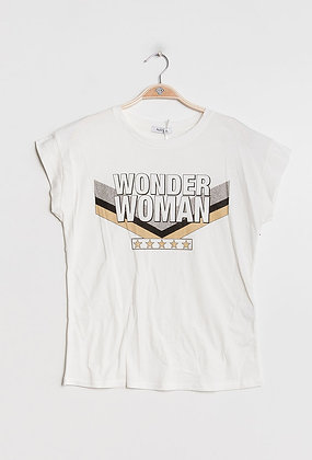 Wonder Woman Sparkle Tee
