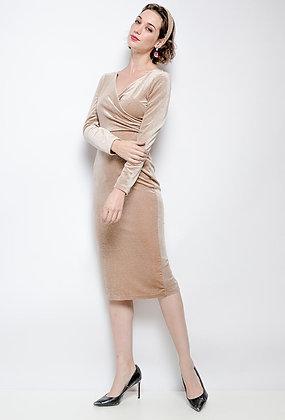 Vanilla Sparkle Dress