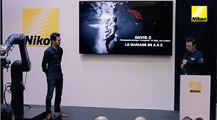 Conférence Nikon 2017 DavidZ Photographe