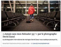 DavidZ Photographer ambassadeur Manfrott