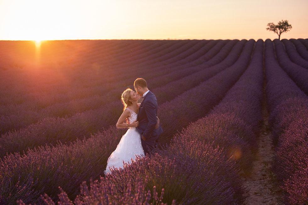 destination wedding in provence in France DavidZ