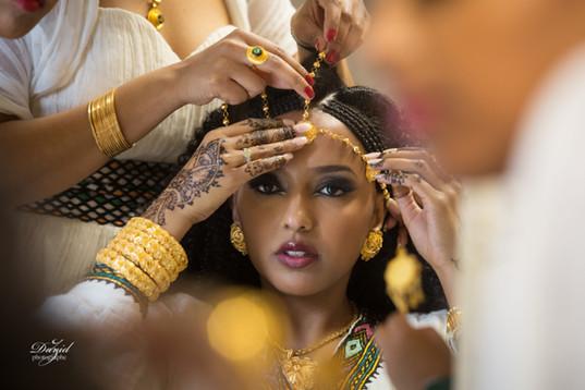 Eritrean wedding. DavidZ Photographer