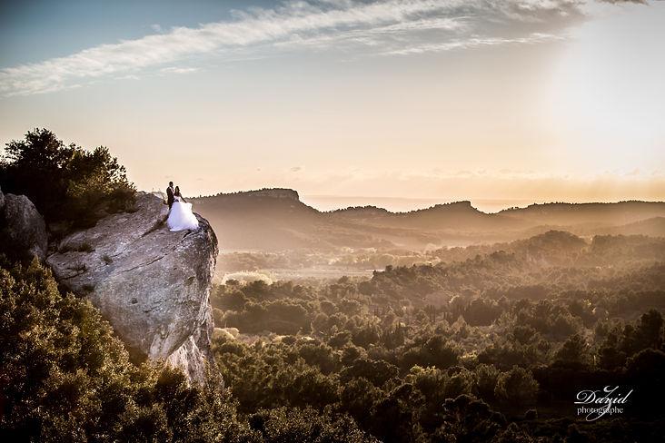 DavidZ Photographe mariage Aix en Provence