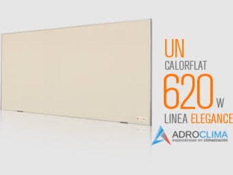 Panel Calorflat 620w Horizontal Beige Linea Elegance