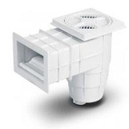 Skimmer Boca Chica -20 Cm- Para Hormigon 2t Para Pileta